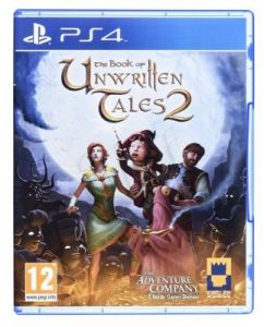 Gra GP4 The Book Of Unwritten Tales 2
