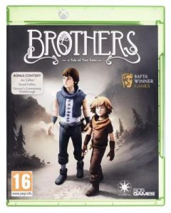 Gra Xbox ONE Brothers - A Tale Of Two Sons
