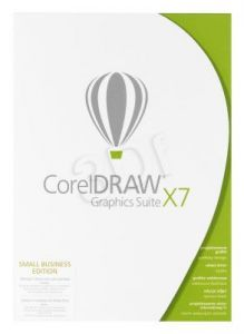 CorelDRAW Graphics Suite X7- Small Business Edition