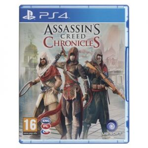 "Gra PS4 Assassin""s Creed Chronicles"