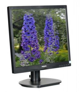 "MONITOR PHILIPS LED 17"" 17S4LSB/00"