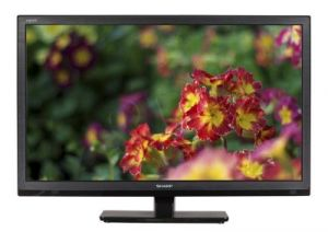 "TV 22"" LCD LED Sharp LC-22CFE4000E (Tuner Cyfrowy 50Hz USB)"