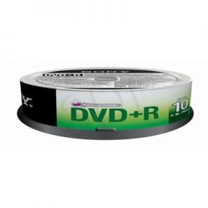 DVD+R Sony 10DPR47SP 4,7GB 16x