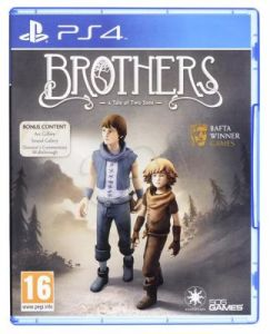 Gra PS4 Brothers - A Tale Of Two Sons